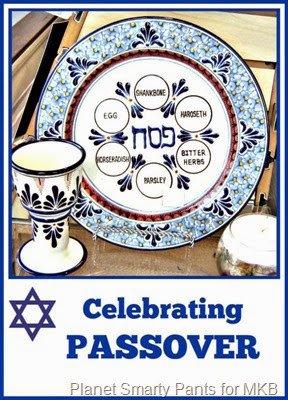 Passover Celebrations by Planet Smarty Pants for Multicultural Kid Blogs