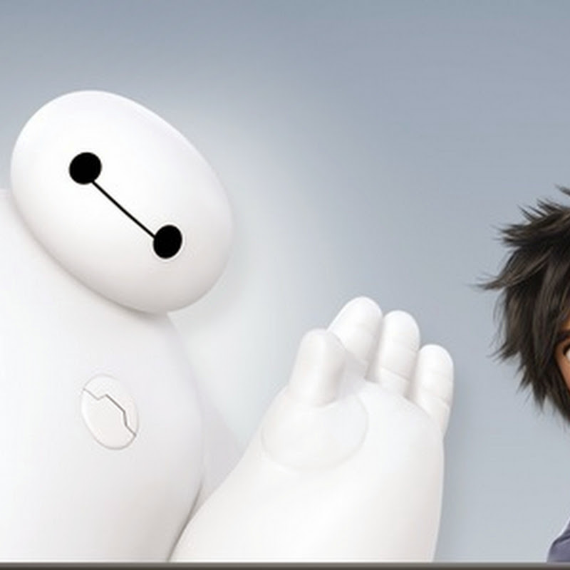 "Inflatable Robot Baymax Takes Spotlight in ""Big Hero 6"""