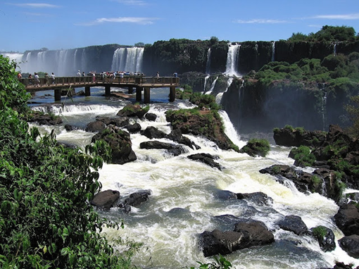 Iguazu Viewing Platform, Brazil