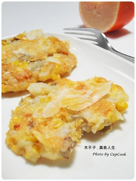 Sweet Corn Potato Pancake  (11)