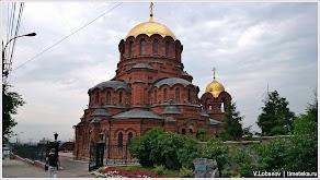 Новосибирск. Фото В. Лобанова. www.timeteka.ru