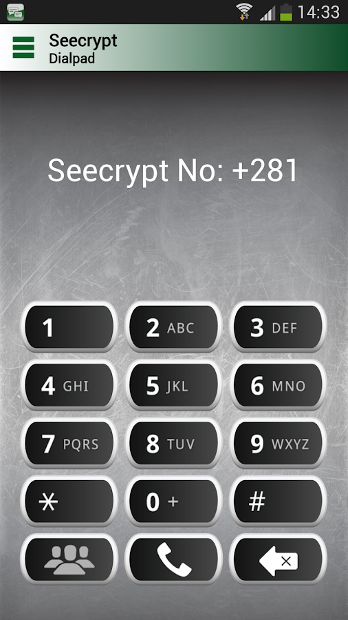 Seecrypt - screenshot
