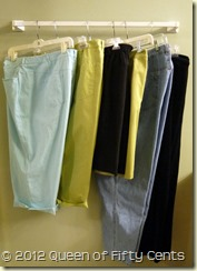 Nice selection of pants