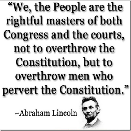 Constitution we the people masters