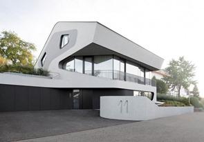 Casa minimalista OLS J. Mayer H. Arquitectos