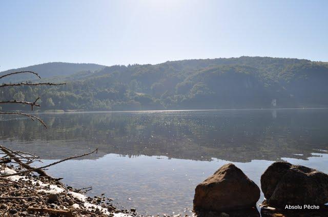 Lac d'Issarlès photo #483