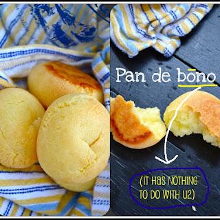 Masa Bread Recipes.