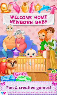 Game My Newborn - Mommy & Baby Care APK for Windows Phone