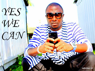 Celéo Scram, artiste musicien congolais.