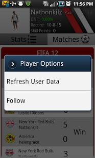 FIFA Stats - screenshot thumbnail