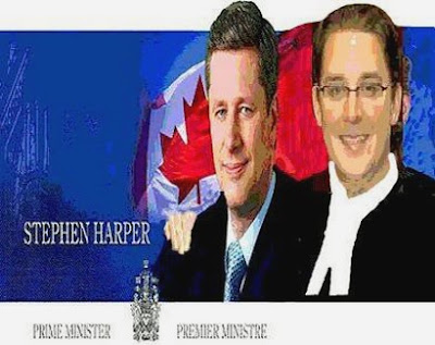 Stephen Harper and allegations of Tory attempts to bribe Chuck Cadman