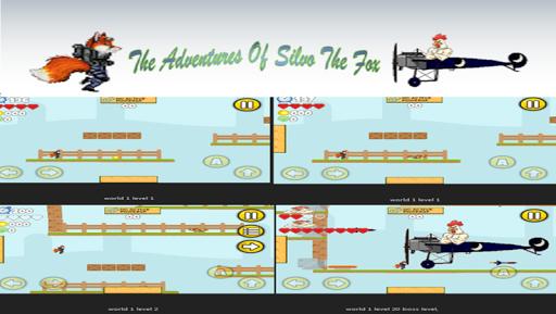 Adventures of silvo the fox