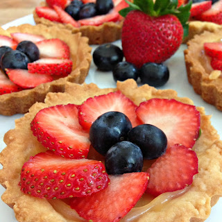 Easy Homemade Berry Tart