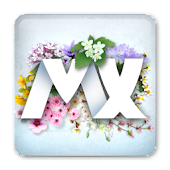 Flower MXHome Theme