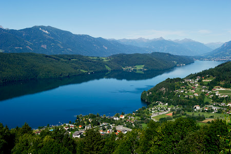 Imagini Austria: Karnten Panorama