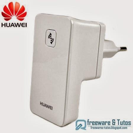 Concours 7 ans du blog un r p teur wifi huawei ws320 gagner freewares tutos - Repeteur wifi free ...