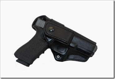 Glock 17 in Holster 1 (Medium)