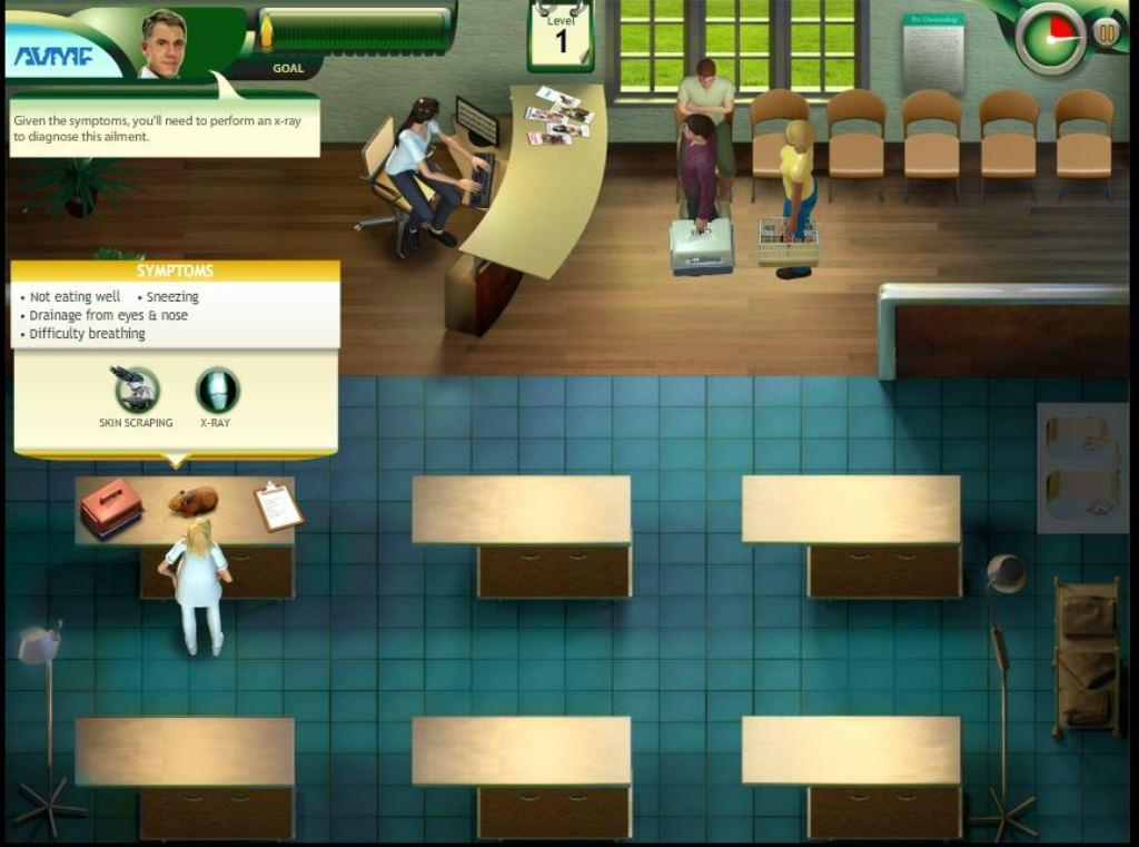 AVMA Animal Hospital- screenshot