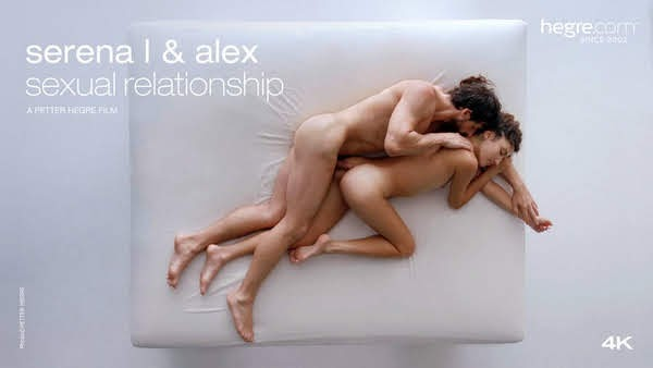 [Hegre-Art] Serena L & Alex - Sexual Relationship hegre-art 10270