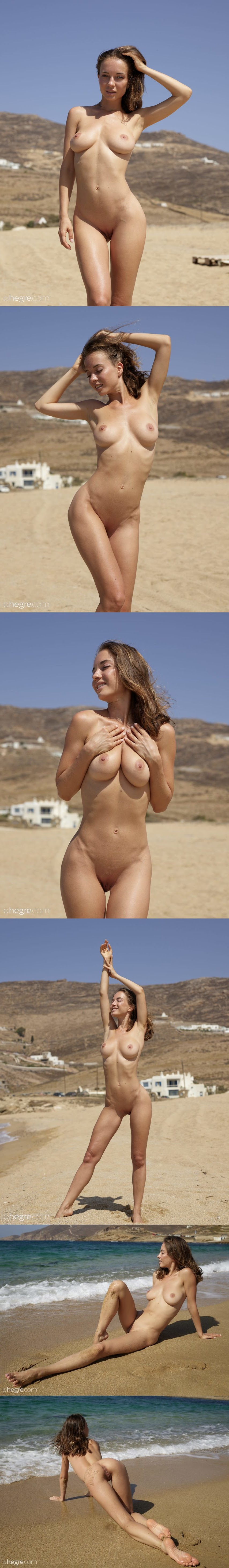 1-[Art] Natalia A - Beautiful Beach Babe sexy girls image jav