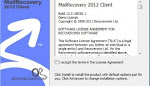 2012 Latest Email Data Recovery Suite