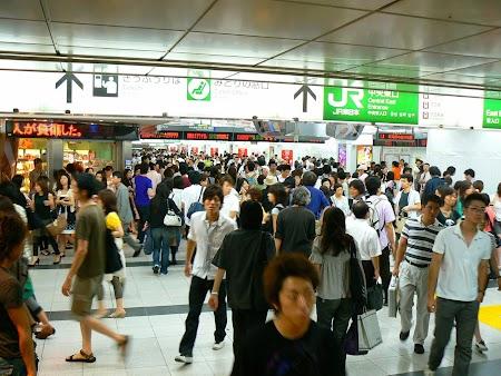 22. Statie de metro Tokyo.JPG
