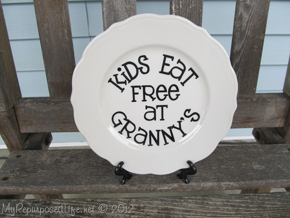kids eat free at granny's