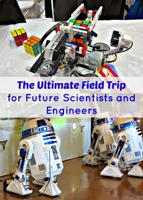 The Ultimate Field Trip for Future Engineers