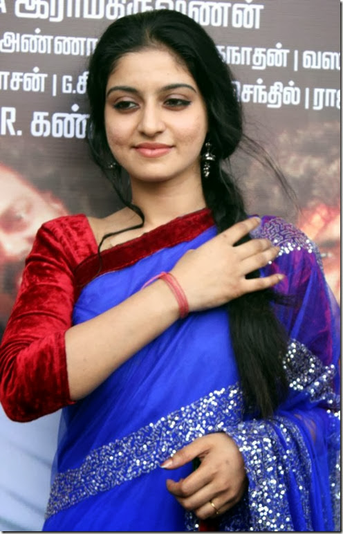Actress Athmiya @ Pongadi Neengalum Unga Kaadhalum Audio Launch Stills