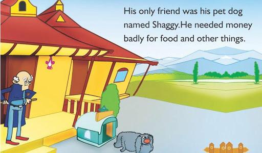 【免費娛樂App】Kids Moral Stories Shaggy Dog-APP點子