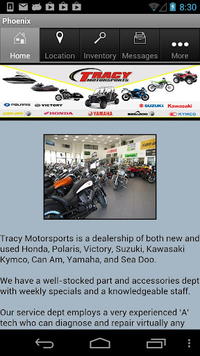 Tracy MotorSports