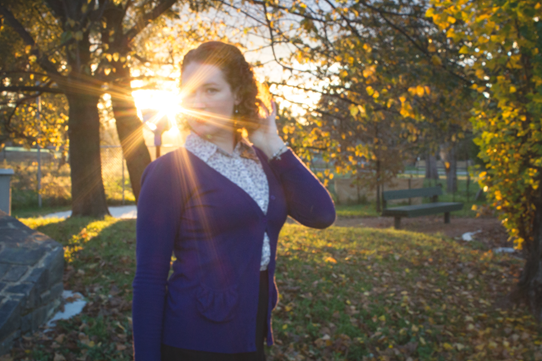 Sunsets and autumn leaves | Lavender & Twill
