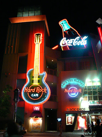 Restaurante Japonia: Hard Rock Cafe Osaka