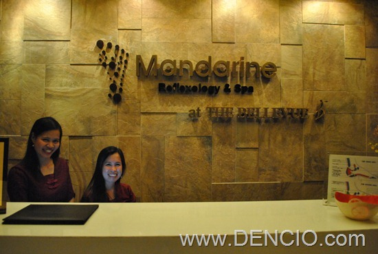 Mandarine Spa at the Bellevue Manila 27