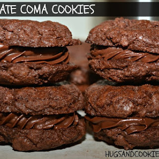 Chocolate Coma Cookies