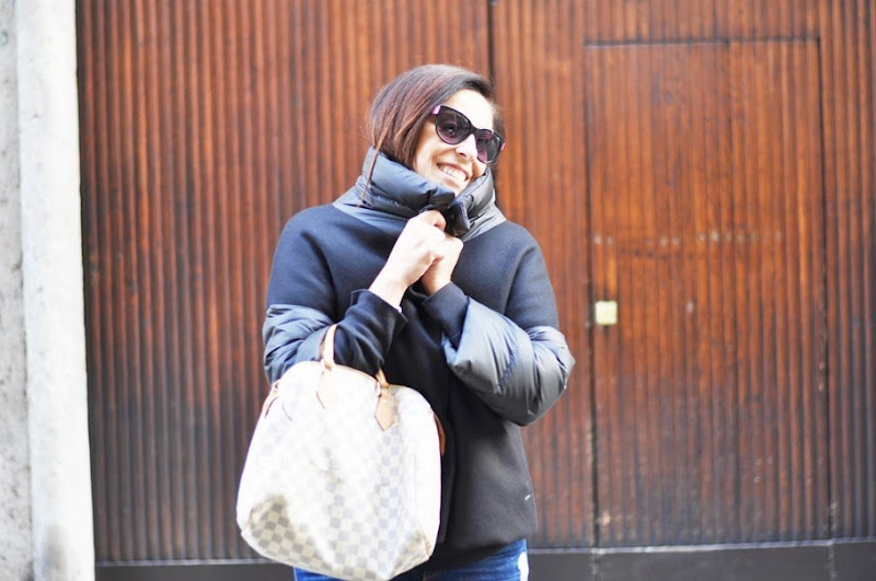 outfit-cappotto-seventy-louis-vuitton-bag-fashion-blogger-milano