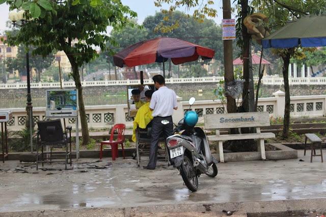 Hanoi Peluquero