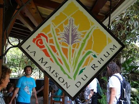 Obiective turistice Mauritius: Casa romului