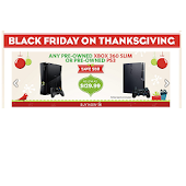 Black Friday 2013 Gamer Deals