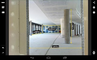 Screenshot of GLM measure&document