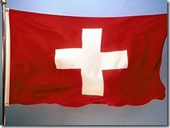 Государственный флаг Швейцарии обидел мусульман