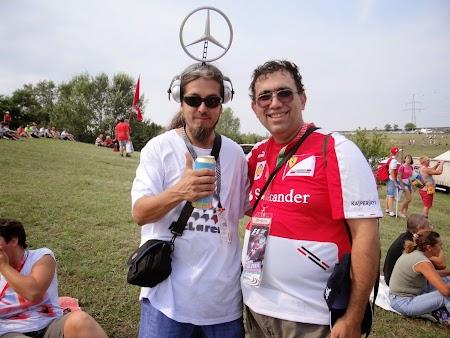 18. Ferrari meets Mercedes.JPG
