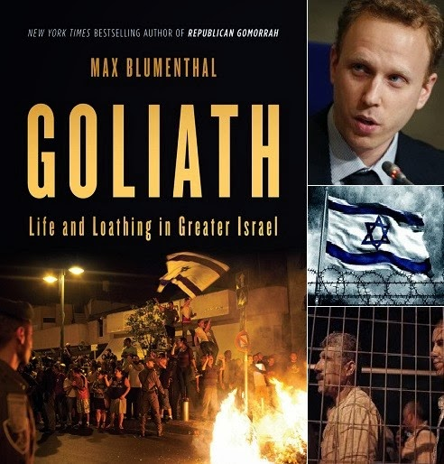 Max Blumenthal's new book