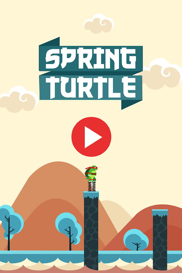 Spring Turtle- screenshot