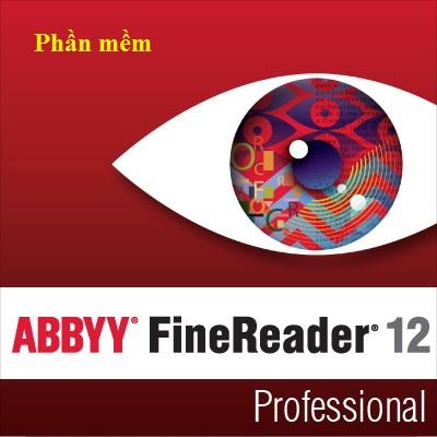 Tải ABBYY Fine Reader 12 - Phần mềm convert PDF cực tốt
