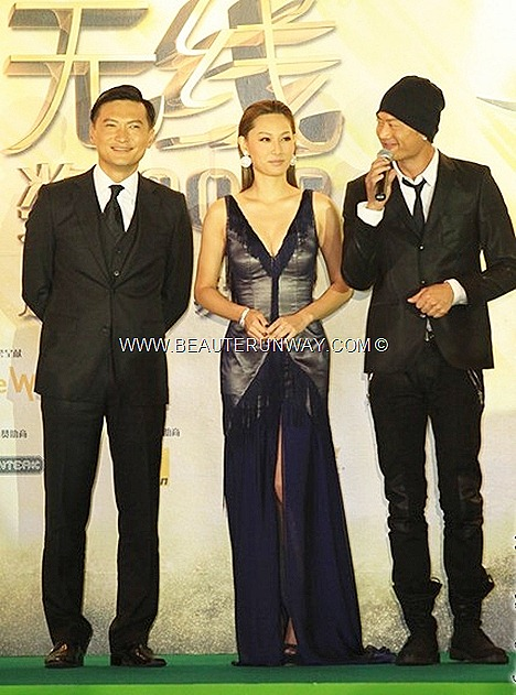 STARHUB TVB Sunny Chan Kam-Hung Kate Tsui Tsz-shan Kenny Wong Tak Ban AWARDS WINNERS 2012 HONG KONG CELEBRITIES Singapore MBS drama series latest Curse of the Royal Harem When Heaven Burns Lives of Omission