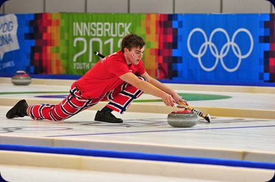 Curling Martin_Sesaker_at_the_2012_Youth_Winter_Olympics