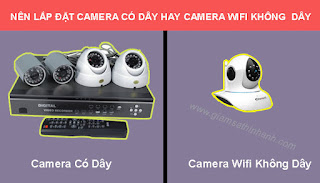 nen lap dat camera co day hay camera wifi khong day