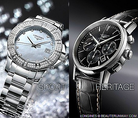 Longines Watches Heritage Sport Watch Makers