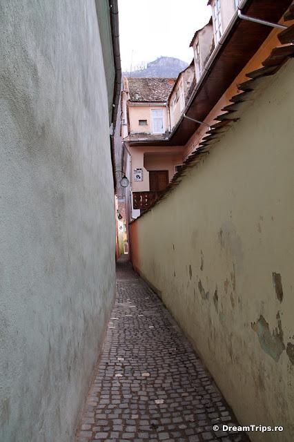 Strada Sforii Brașov